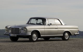 Обои Mercedes-benz 220se Coupe (w111-w112) '1961–65