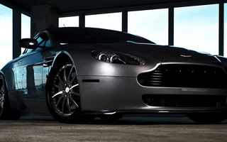 Картинка Aston Martin, V8 Vantage, 360forged