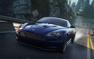 Обои Need for speed, MW, Most wanted, NFS, Aston Martin DBS, 2012