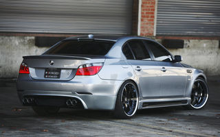 Обои BMW, M5, Iforged