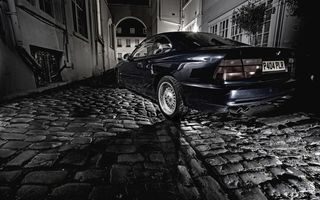 Обои BMW, dark, England66, 840i, 8-series