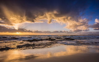 Обои Currumbin Beach, Queensland, Gold Coast, Australia, Currumbin