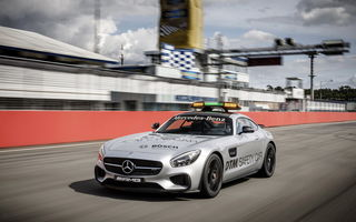 Обои 2015, C190, AMG, GT S, мерседес, DTM, Safety Car, Mercedes