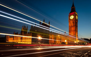 Картинка london, лондон, ночь, англия, uk, Big ben, england, night