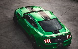 Обои ford mustang gt, ford, машина