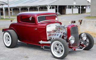Обои Ford, Hod Rod, cars