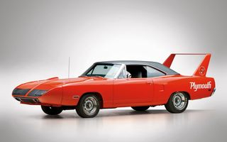 Картинка 1970, road runner, superbird, plymouth