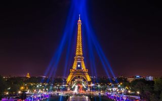 Обои Eiffel Tower, Франция, Эйфелева башня, France, Paris, Париж