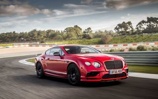 Картинка Bentley Continental Supersports, машина, автомобиль