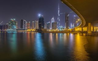 Картинка Business bay, Dubai Downtown, Дубай