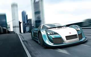 Картинка Gumpert, Apollo Speed, спорткар