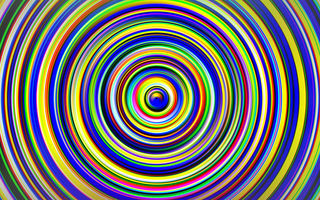 Обои colorful, mind teaser, perfect, circles, colors