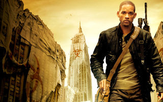 Картинка уилл смит, я легенда, I Am Legend, Will Smith
