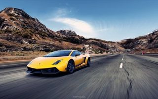 Картинка Lamborghini, Gallardo, Hot Pursuit, NFS, NFSPhotosets, Need For Speed