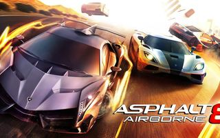 Обои race, Lamborghini Veneno, game, игра, Koenigsegg Agera R, iOS, Asphalt 8 Airborne, гонки, for android
