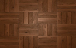Обои floor, wood, dark brown shades, square