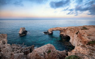 Картинка ayia napa, cyprus, love bridge