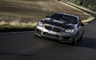 Картинка MH6 700, F13, silvery, front, BMW, Manhart, M6