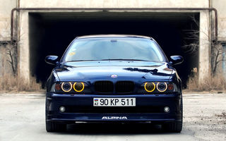 Картинка project, alpina, e39, bmw, b10, alpina packet
