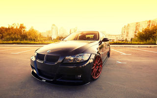 Картинка BMW, m3, 3 series, E90, low