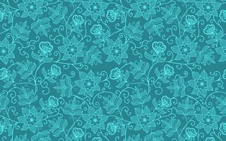 Картинка pattern, vector, texture, , textile, seamless, flower