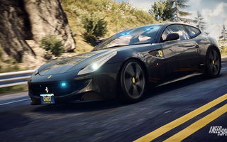 Обои Need for Speed, nfs, Rivals, нфс, 2013, Ferrari, ff, NFSR