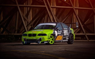 Обои БМВ, E46, Диски, M3, Дрифт, BMW, 3 series, Drift