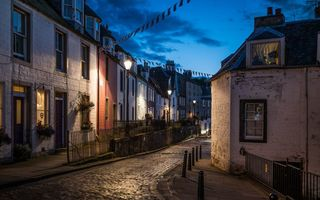 Картинка United Kingdom, Scotland, South Queensferry
