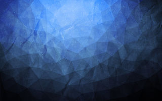 Обои polygon, blue, grunge, texture, triangle, paper, abtract