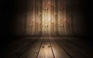 Обои woods, floor, wall, tables, curved pattern, effect