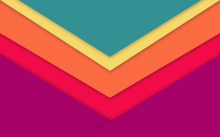 Картинка Android, Lines, Material, Abstractions, Lollipop, Triangles, 5.0, Design, Angles
