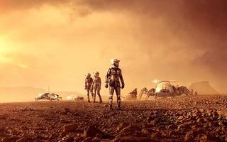 Картинка Series, Mars, National Geographic Channel