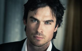 Обои Ian Somerhalder, глаза, incredible, Йен Сомерхолдер, актер, лицо
