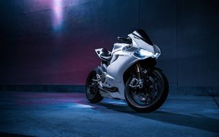 Обои Ducati, Enlaes, 1199S, Motorcycle, Fast, Light, Bike, Panigale