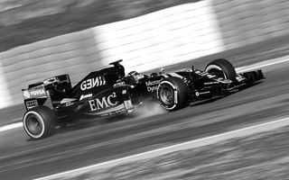 Обои F1, Formula 1, Mercedes-Benz, E23, V6, Lotus, Romain Grosjean, F1