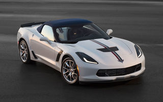 Обои 2015, Corvette, шевроле, Z06, C7, Convertible, корвет, Twilight Blue Design, Chevrolet, суперкар