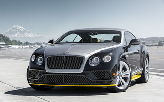 Картинка 2015, Bentley, Continental, континенталь, бентли, GT, Speed