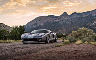 Обои ford gt, lunchbox photoworks, supercar