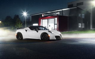 Картинка Pogea Racing, 4C, альфа ромео, Alfa Romeo