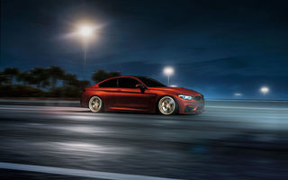 Обои BMW, M4, S3, Wheels, Car, VELOS, Sport, Orange, Speed, F82