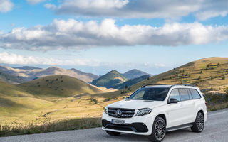 Обои mercedes-benz,4matic,gls,63,mercedes-amg,2015г,x166