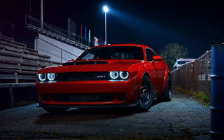 Картинка Dodge, srt, challenger