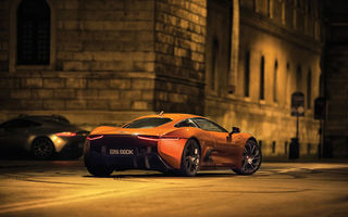 Обои Jaguar, CX75