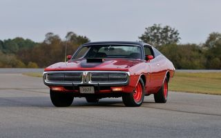 Картинка 1971, Old, Car, Red, Rt, Muscle, Hemi, Pilot, Classic, Dodge, Charger