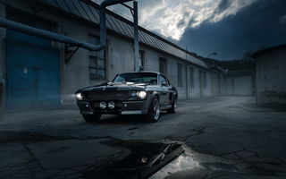 Картинка ford, shelby, eleanor, gt 500
