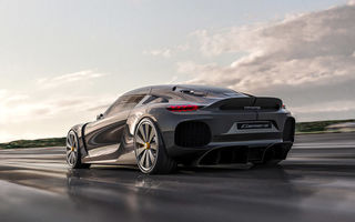 Обои Koenigsegg, Gemera, supercar, 2021, luxury, front view