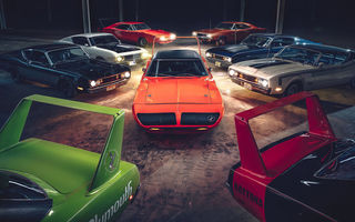 Картинка Plymouth, Daytona, Dodge, Superbird, Charger