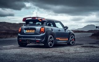 Обои MINI, John Cooper, GP, 2020, Works