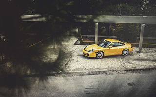 Обои 996, carrera, wildness, yellow, porsche