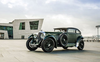 Картинка bentley, 1930, speed 6